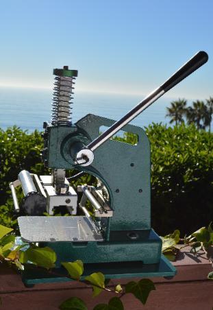 bible imprinting machine